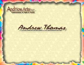 AndHowAndrew Thomas Business Card
