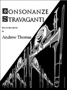 Consonanze Stravaganti Cover Design