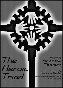 The Heroic Triad Cover Design