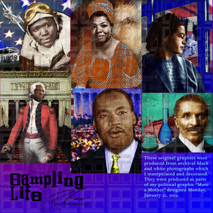 Black History Graphics-Sampling Life