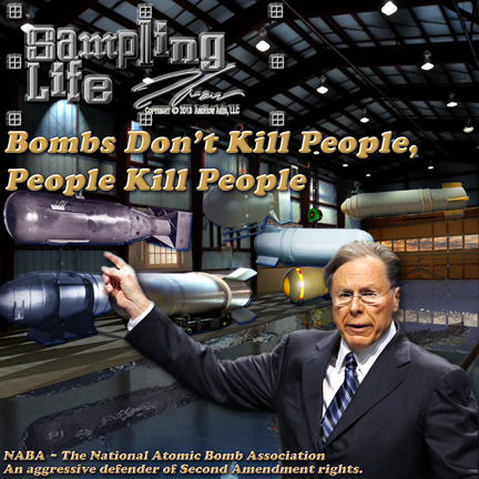 Bombs Don't Kill People-People Kill People-Sampling Life
