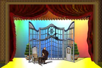 Don Pasquale's Living Room Set