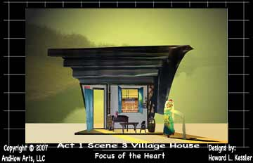 Focus of the Heart Village House2