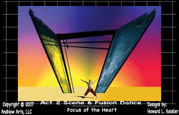 Focus of the Heart Fusion Dance