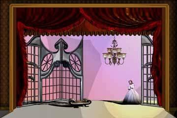 La Traviata Violetta's Home