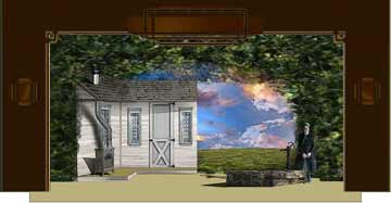 Plain & Fancy Exterior Set 2